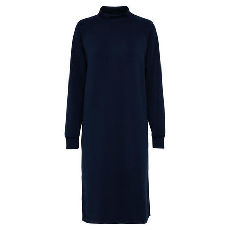 Maxi Sweater Dress Blue