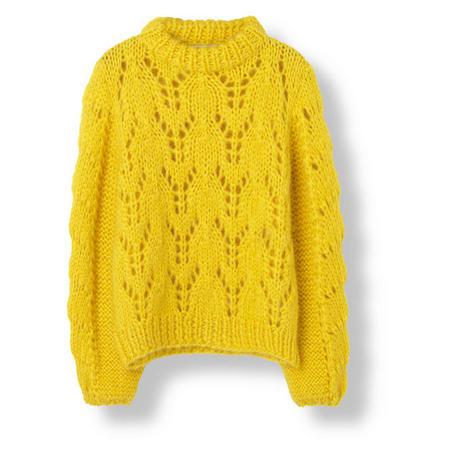 cfd87d5ce2d Images. Julliard Mohair Sweater Yellow