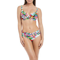 Margarita Island Twist Bikini Bottoms Multicolour