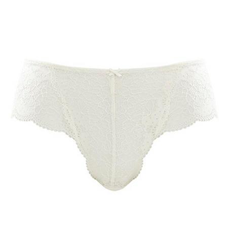 Clara Bikini Brief White