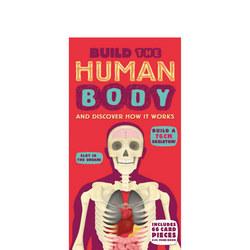 Build Human Body Book