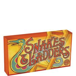 Vintage Snakes & Ladders