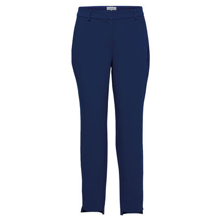 Amila Slim Trousers Blue