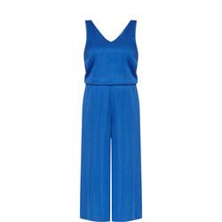 Gramma Jumpsuit Blue