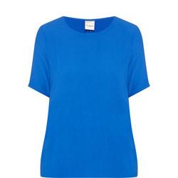 Short Sleeve T-Shirt Blue