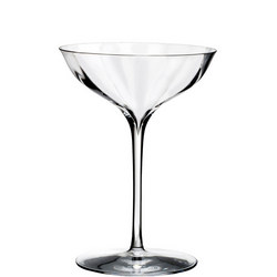 Elegance Optic Champagne Belle Coupe Pair Clear
