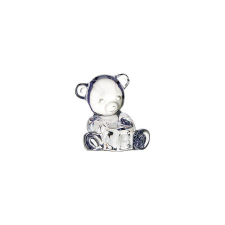 Giftology Baby Bear on Block Clear