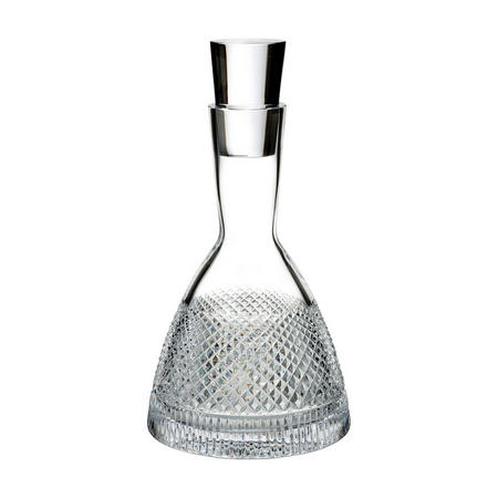 Diamond Line Decanter Clear