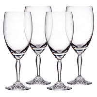 Marquis Power Ventura Iced Beverage Set of 4 Clear