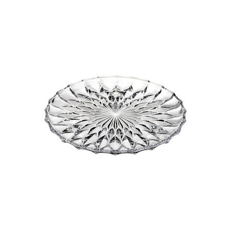 Marquis Power Medforde Cake Plate 30cm Clear