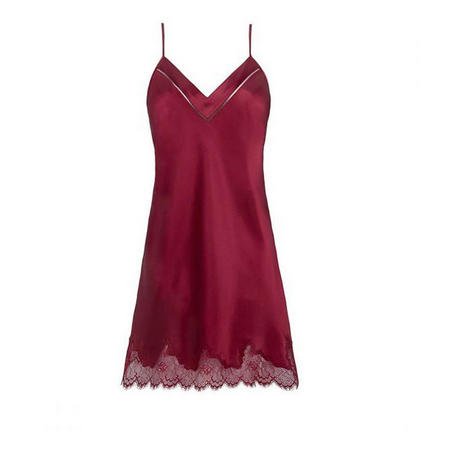 Nocturne Chemise Red
