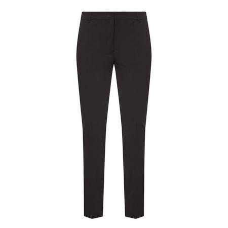 Abituro Cropped Trousers Black