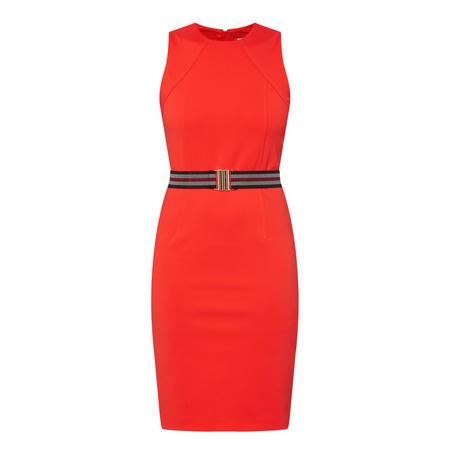Ovada Dress Red