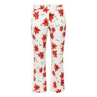 Corvo Floral Trousers White