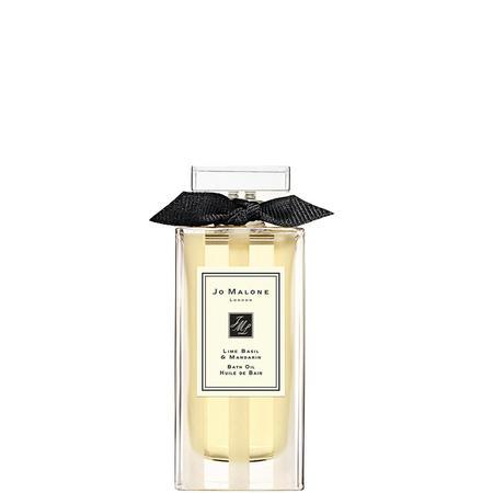 Lime Basil & Mandarin Bath Oil
