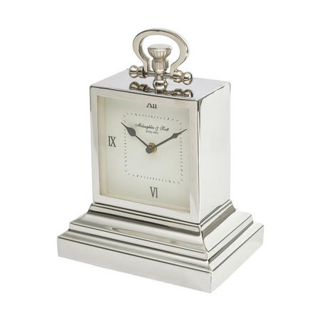 Latham Small Rectangular Clock