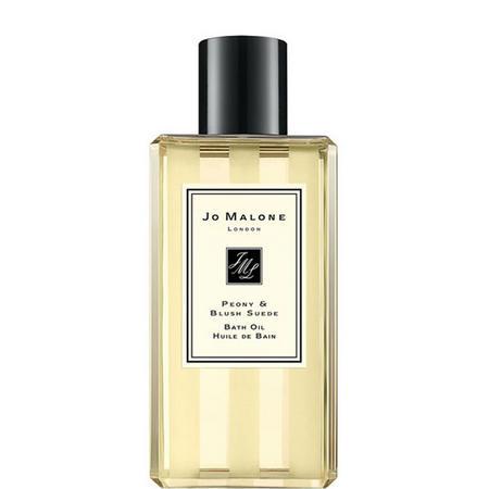 Peony & Blush Suede Bath Oil