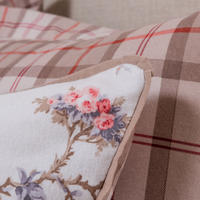 Wallace Housewife Pillowcase  Cream