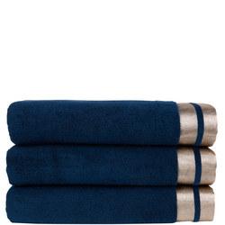 Mode Bath Towel Navy