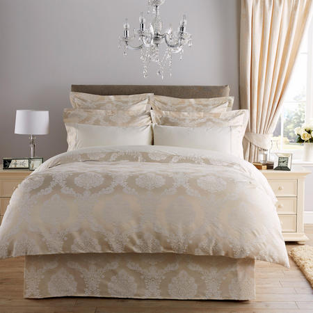 Romeo Duvet Cover Cream