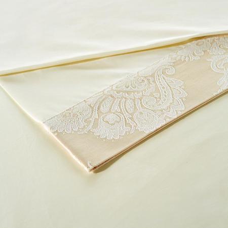 Romeo Flat Sheet Cream