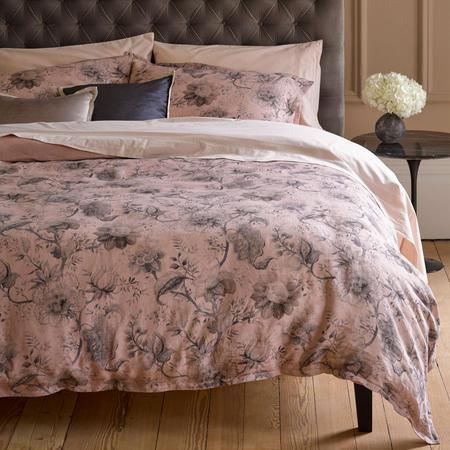 Regency Oxford Pillowcase Pair Pink