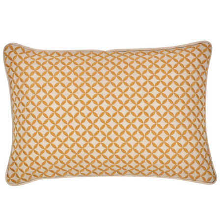 Penzance Cushion Yellow 30 x 45cm