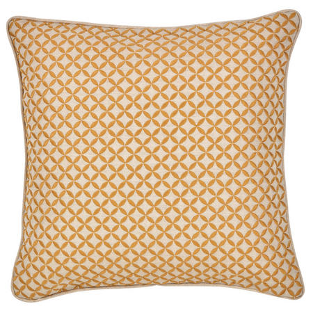 Penzance Cushion Yellow 45 x 45cm