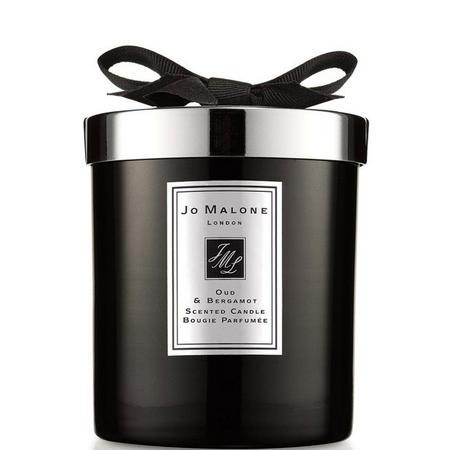 Oud & Bergamot Home Candle