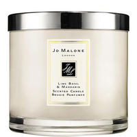 Lime Basil & Mandarin Deluxe Candle