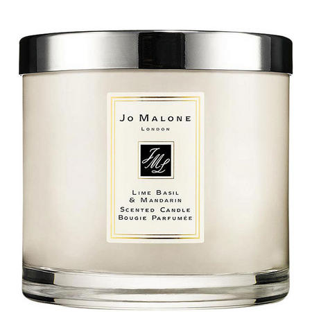 Lime Basil & Mandarin Luxury Candle