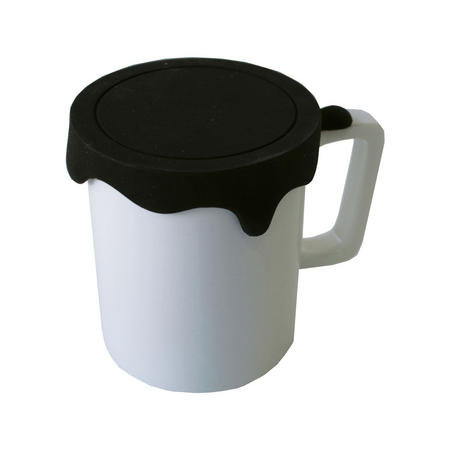 Paint Mug Tall Black