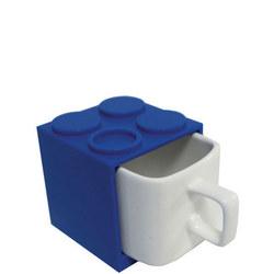 Cube Mugs Mini Blue
