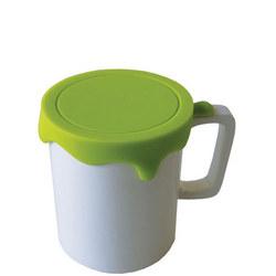 Paint Mug Tall Green