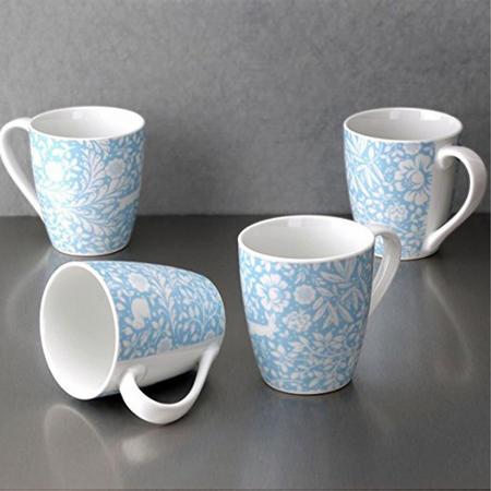 Hide & Seek  4 Piece Mug Set