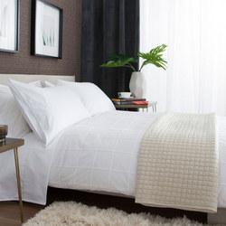 White Hall Duvet Set  Multicolour