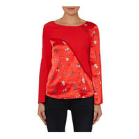 Pagella Blouse Red