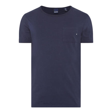 One Pocket T-Shirt Blue