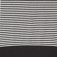 Crew Neck Stripe Sweater Multicolour