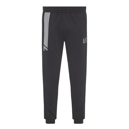 Cuffed Sweatpants Black