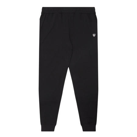 Logo Sweat Pants Black