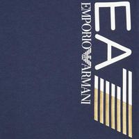 Logo Shorts Navy