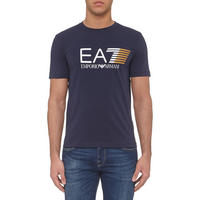 Visible Stretch T-Shirt Navy
