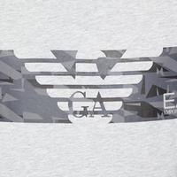 Eagle Logo Hoodie Grey