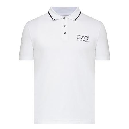 Core ID Polo Shirt White