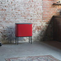 Bo Touch Bin Passion  Red