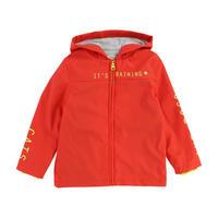 Rain Jacket Orange
