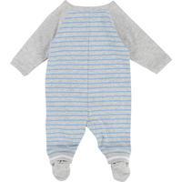 Striped Bodysuit Blue