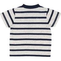 Stripe T-Shirt Navy