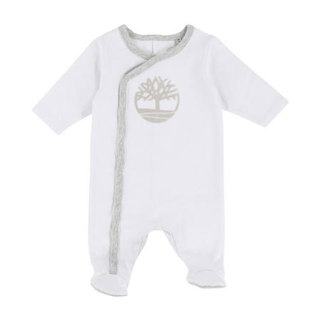 Logo Bodysuit White